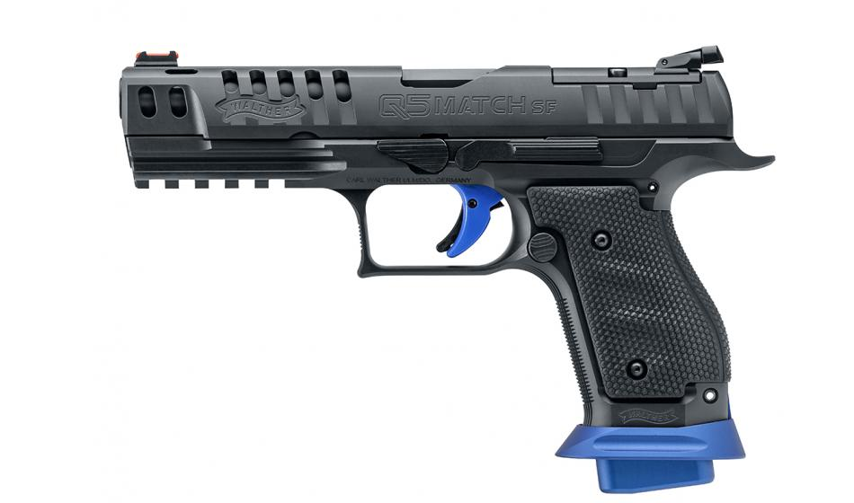 Walther Q5 Steel Frame Champion 9mm Para